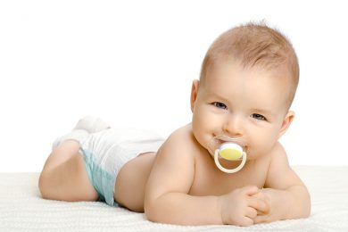 Pacifier for babies